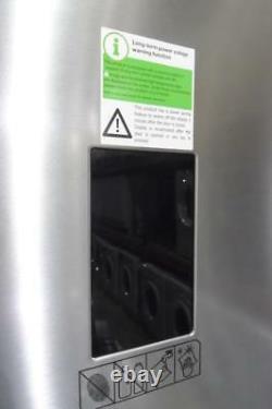 Beko GNE480E20FX Stainless Steel 4 Door Multi-Zone American Fridge Freezer PFA