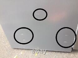 Bertazzoni REF90X 80/20 French Door Stainless Steel Fridge Freezer, 91 cm wide