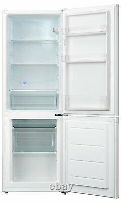 Bush M50142FFW Fridge Freezer White