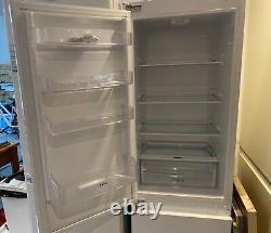 Candy BCBS172TK/N 53 cm freestanding 2 door fridge freezer in white brand new