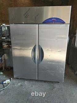 Commercial Williams upright double door freezer stainless steel 1350L-18/-21