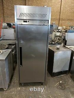 Commercial Williams upright single door freezer stainless steel for frozen stuff