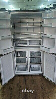 Ex-Display Fisher & Paykel RF605QDUVX1 Four Door Fridge Freezer Stainless Steel