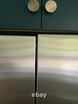 Fisher And Paykel goliath Side By Side French Door Fridge Freezer RF540ADUX4