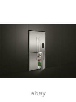 Fisher & Paykel Fridge Freezer 4 Door Side by Side Stainless Steel RF605QDUVX1