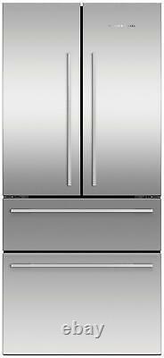 Fisher & Paykel RF523GDX1 Multi Door Fridge Freezer Stainless Steel Frost Fr