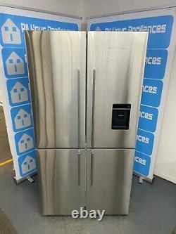 Fisher & Paykel RF605QDUVX1 Four Door Fridge Freezer Stainless Steel PA0170