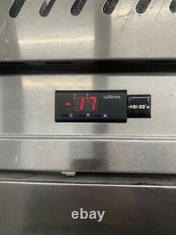 Foster 1100 Litre Double Door Freezer