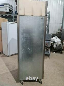 Fosters PREMG600L Single Door Commercial Freezer Slimline Stainless Steel