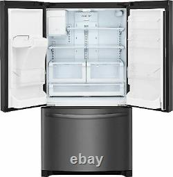 Frigidaire FFHB2750TS 36 Inch French Door Refrigerator with 26.8 cu. Ft. Total C
