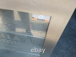 GAMKO undercounter single door drink display freezer bar freezer cooler -15/-18