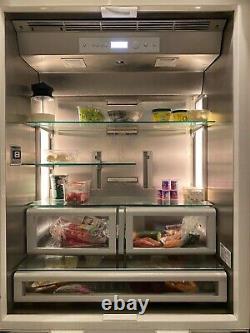 Gaggenau Vario 400 American French Door fridge-freezer RP 10K