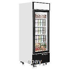 Glass door display Freezer