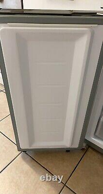 Haier HTF-456DM6 American Style Four Door Fridge Freezer STAINLESS STEEL