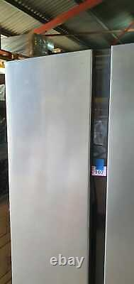 Hisense RQ560N4WC1 American Fridge Freezer 4 Door Stainless Steel Free Delivery