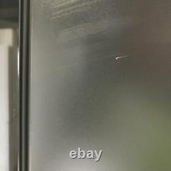 Hotpoint FFU3DK1 Extra Wide 3 Door Frost Free 60/40 Fridge Freezer Black