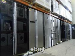 Hotpoint FFU3D. 1X Stainless Steel Fridge Freezer 3 Doors 70cm PFF MG