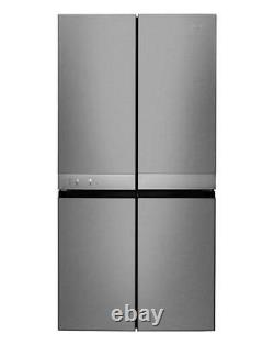 Hotpoint HQ9E1L 90cm American Style 4 Door Fridge Freezer