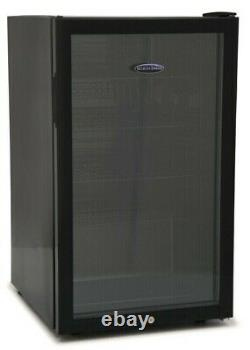 IceKing BF150K 85 Litre Undercounter Drinks and Wine Fridge with Lockable Door