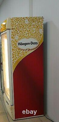 Ice Cream Display Freezer Single Door Glass