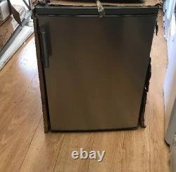 KENNWOOD KUL55X17 Undercounter Fridge A+ reversible Doors Inox / Stainless Steel