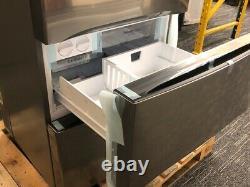 LG GM6140PZQV A+ Energy Rated 5 Door Refrigerator with Door-in-Door and Mult