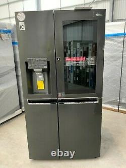 LG InstaView Door-in-Door GSX960MCCZ Wifi American Fridge Freezer #LF25002