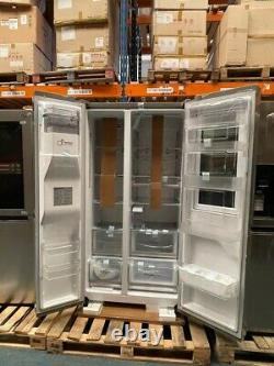 LG InstaView Door-in-Door GSX961NSVZ American style Fridge Freezer, 601L, Pr