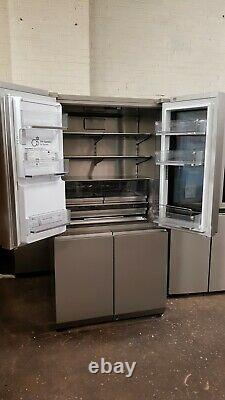 LG LSR100 SIGNATURE InstaView Door-in-Door 91cm Frost Free American Fridge