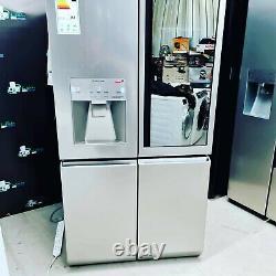 LG Signature Luxury American Fridge Freezer Door-In-Door WiFi Connected Graded