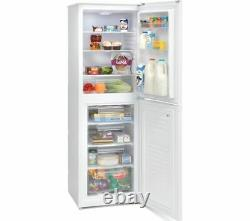 MONTPELLIER MS175W 50/50 Fridge Freezer Reversible Door White Currys