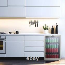 Mini Fridge Galanz HIGH QUALITY GLASS DOOR see Pics For Measurment