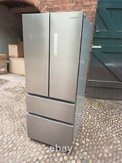 NEW GRADED KENWOOD KMD70X19 INOX FRIDGE FREEZER 4 DOOR- 12 months guarantee