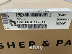 New Fisher Paykel Fridge Freezer RF522ADX5 French door Silver freestanding