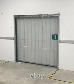 New Freezer Cold Room Sliding Door, 2000mm x 2000mm (h)