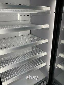 PURECOLD Triple Door Display Commercial Freezer (3 Door Standing freezer)