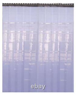 PVC Strip Curtain Door 2 M x 3 M for coldroom warehouse Catering (300)