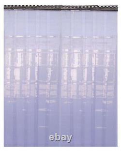 PVC Strip Curtain Door Strips 1.5 Meter x 2Meter Coldroom Warehouse Catering