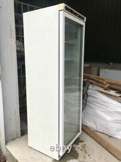 Polar 365L Glass Door Display Icebox Freezer Deep Freezer
