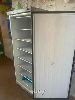 Polar single door commercial Freezer stainless steel for, take away/restaurant