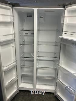 SR70110S 89.5cm American-Style Double Door Frost-Free Fridge Freezer
