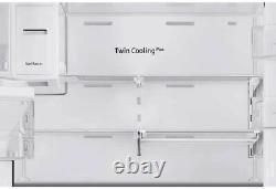 Samsung RF23M8070SR 23 cu. Ft. Capacity Counter Depth 4-Door French Door Refrige