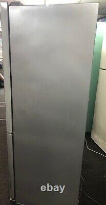 Smeg FQ60XPE Four Door Frost Free American Fridge Freezer Silver