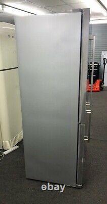 Smeg FQ60XP Stainless Steel 4-Door American Fridge Freezer
