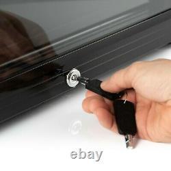 Subcold Super 50 LED Black Refurbished Grade B Glass Door Beer Mini Fridge