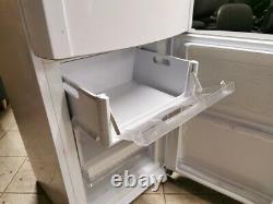 Tall Large Double Door INDESIT PBAA 33 F D Fridge Freezer DIGITAL PANEL