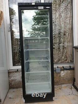 Tefcold Commercial Glass Door Freezer