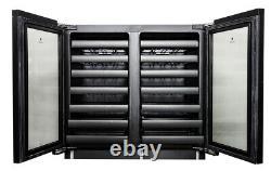 U-Line U-3090WCOL-00 Double Door 90cm Wine Cellar Refrigerator FB0143