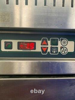 Williams double door commercial freezer stainless steel takeaway restaurant