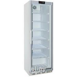 Adexa Congelateur Commercial Droit, Porte En Verre, 361 L, Wf400g, Excellent Condit
